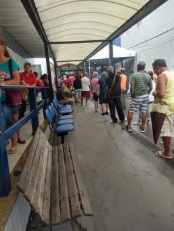 Suspensa vacinação de idosos em Angra dos Reis